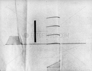 Pilcher's quadriplane  c 1890s.
