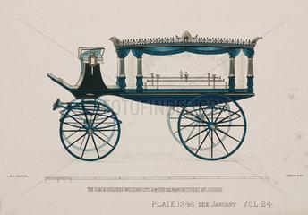 Hearse  c 1904.