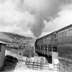British Railways local train  Rhondda  Sout
