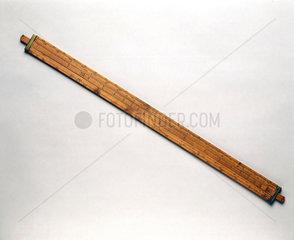 Navigation slide rule  c 1800.
