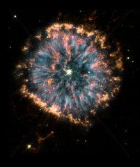 The Glowing Eye of NGC 6751  2000.