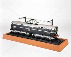 Mixed traffic electric locomotive  1948  se