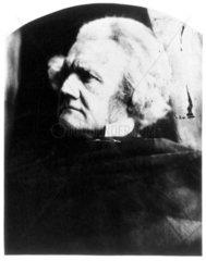 'John Jackson'  1864. Photographic portrait