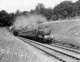 Class B12  4-6-0 steam locomotive No. 8522