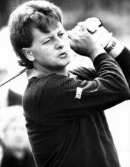 Ian Woosnam  August 1987