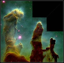The Eagle Nebula  1995.