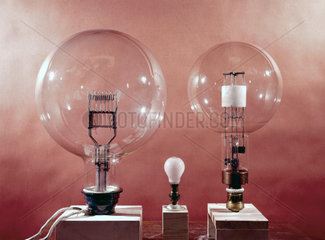 Electric lighthouse lamps  1949.