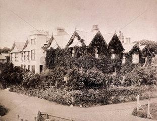 Dimbola Lodge  Isle of Wight  19th century.