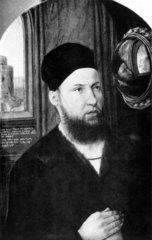 Hans von Melem  German painter  1530.