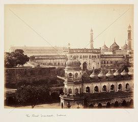 'The Great Imambarah  Lucknow'  c 1865