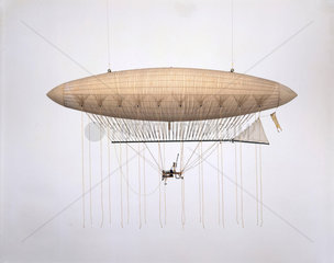 The Giffard Airship  1852.