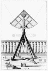Bromide print  from Hevelius's Machina