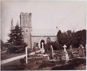 A church  Wales  1893-1895.