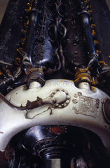 Rolls-Royce Merlin engine  1932.
