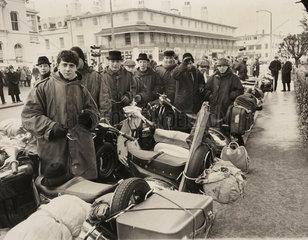 'Clacton Disturbances'  30 March 1964.