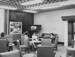 Motorail waiting room  20 May 1966.