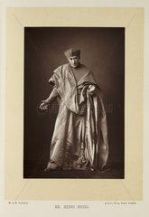 'Mr. Henry Irving'  1893.