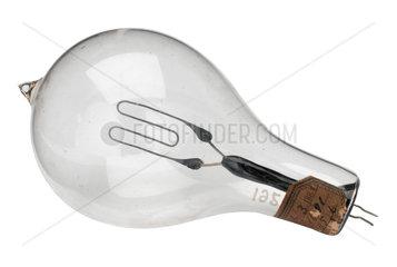Maxim light bulb  c 1883.