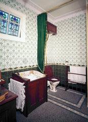 Edwardian bathroom reconstruction  1901-1911.