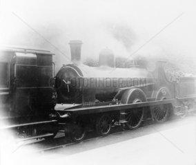 Locomotive number 979  c 1880.