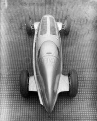 Mercedes-Benz W25 GP coupe racing car  1934.