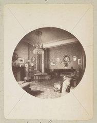 Domestic interior  1888.