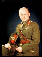 'Major-General Lejeune'  c 1943.