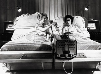 The multi-purpose bed which costs 2 500 pounds  15 January 1959.