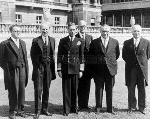 Clement Attlee (1883-1967)  Labour politician.