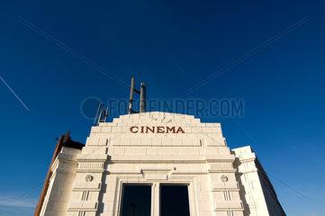Shaftsbury Cinema  Leeds  2007.