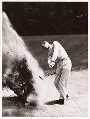 Golfer  c 1935.