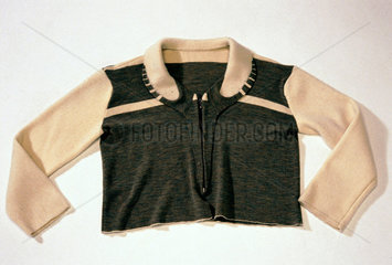 Sweater  polo-shirt style  c 1990s.