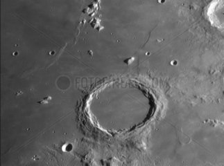 Archimedes Crater  19 March 2005.