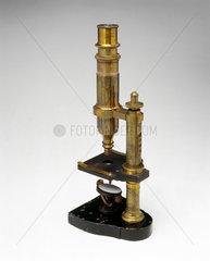 Compound monocular microscope  1861-1870.