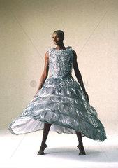 Steel wedding dress  1995.