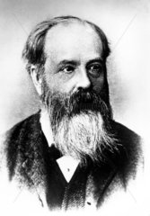Frederick Guthrie  scientific writer and founder of the Physical Society  c 1870.