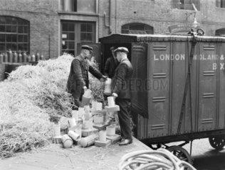 Delivery van  1933.