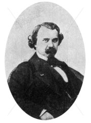 Jules Lissajous  French physicist  mid 19th century.