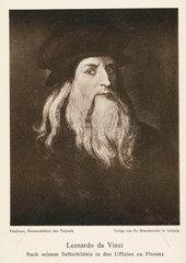 Leonardo da Vinci  Italian artist and inventor  15th century.