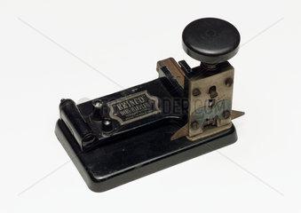 Brinco No 1 wire stapler.
