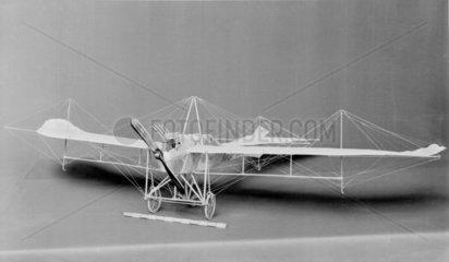 Rumpler Taube monoplane  1908. Model (Scale