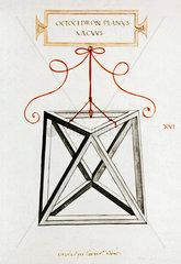 Da Vinci's Octahedron  1509.