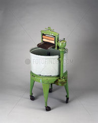 'Thor' electric washing machine with wringer and ironing attachments  c 1929.