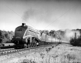 'Andrew K McCosh' steam locomotive  Class A