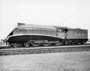 LNER steam locomotive 'East Anglian'  1937.