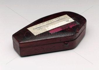 Pocket altazimuth compass-clinometer  1871-1893.