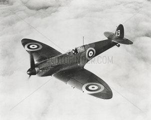 Vickers-Supermarine MK I Spitfire No K9795  1939.