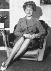 Sylvia Allen  May 1974.