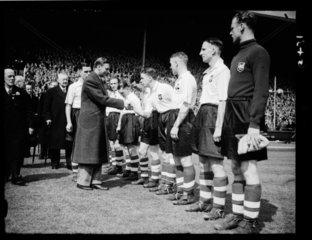 Football Association Cup Final  1938.