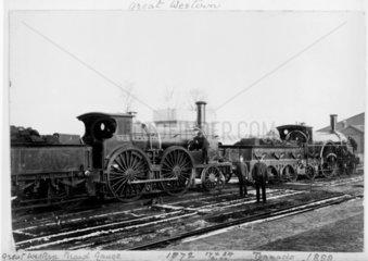Great Western Railway steam locomotives  la